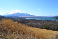 富士山・山中湖案内